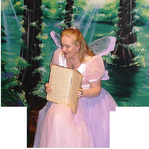 Fairy Queen Raylene