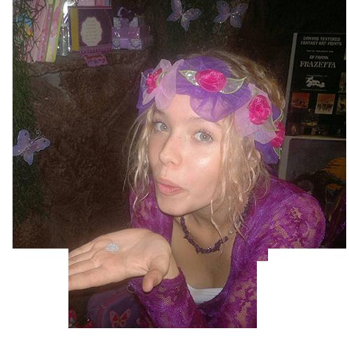 Fairy Princess Hannah